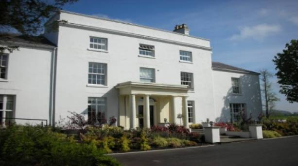 Fishmore Hall, in Ludlow