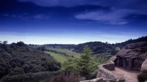 Hawkstone Historic Park & Follies, Shropshire