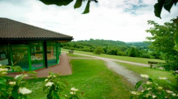 A picnic with a view at Severn Valley Country Park