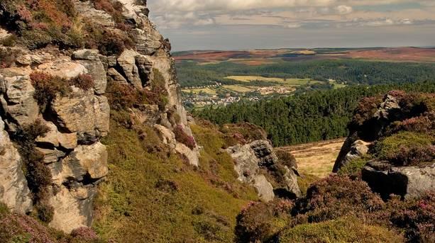 Simonside Hills, Northumberland National Park