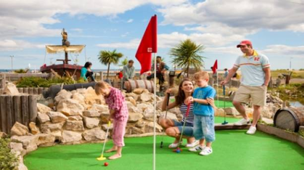 Smuggler's Cove Adventure Golf