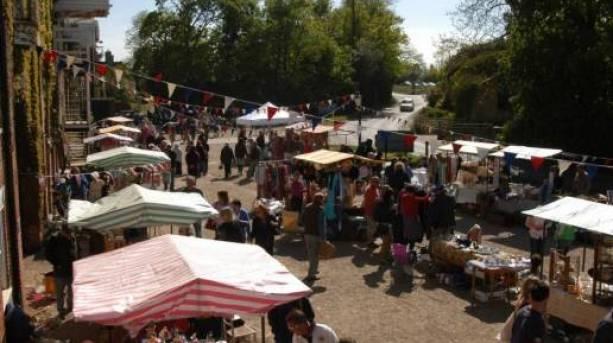 Snape Maltings Vintage Fair