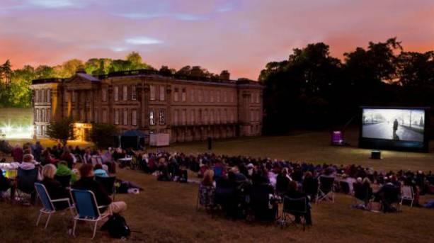 QUAD's Summer Nights Film Festival at Calke Abbey