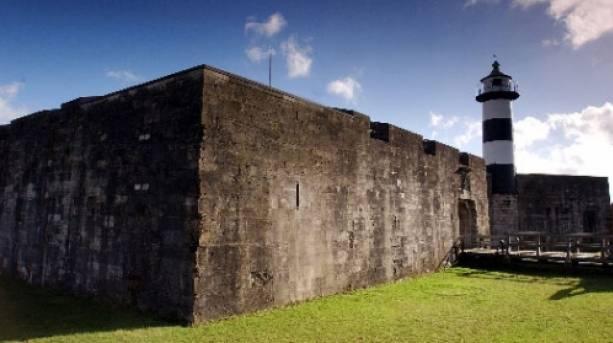 Southsea Castle Moat