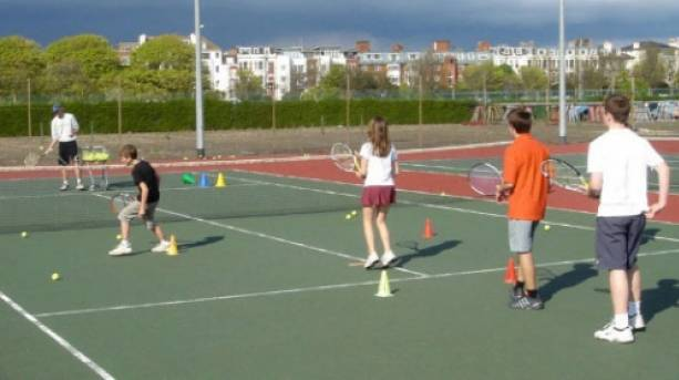 Game, Set and Match at Southsea Tennis