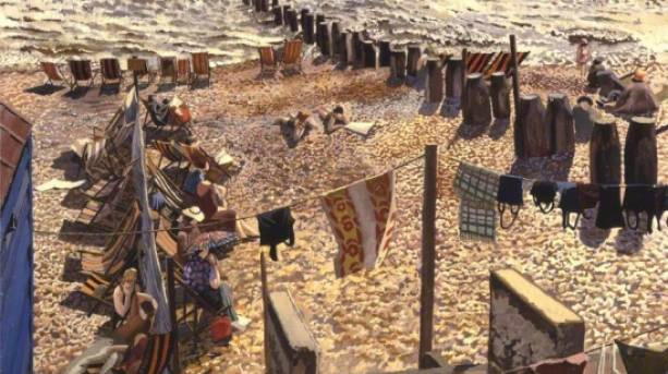 Southwold by Stanley Spencer