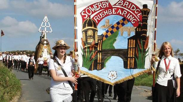 Sowerby Bridge Rushbearing Festival