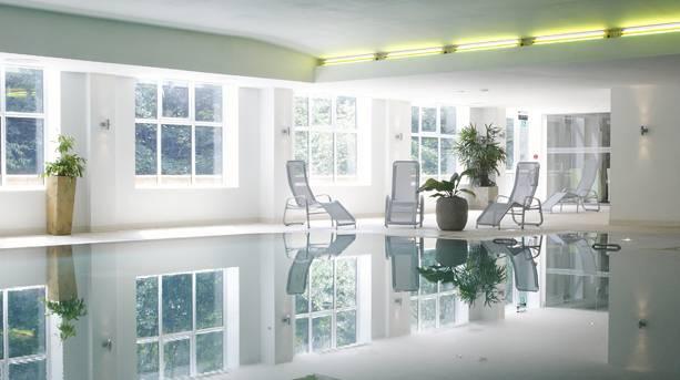 Titanic Spa Swimming Pool