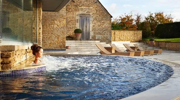Aquarias Spa at Whatley Manor