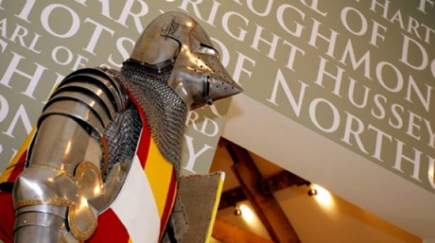 Battle of Shrewsbury exhibition at Battlefield 1403