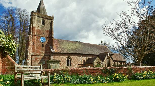 St Mary's Church, Forest of Dean