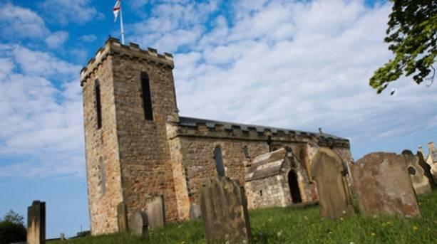 St Mary's Church, Durham Coast