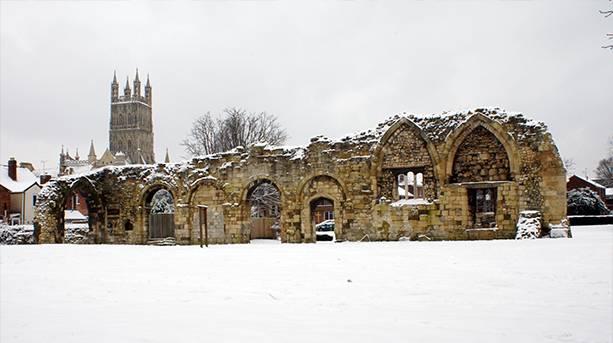 St Oswald priory