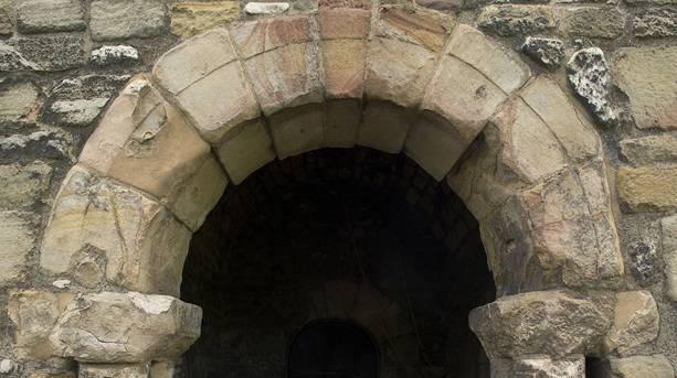 Doorway of St. Peter's Church
