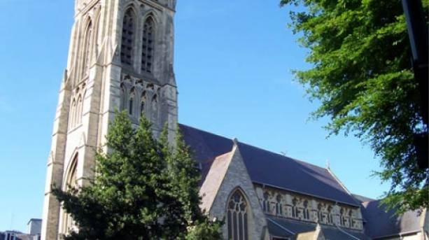St Peter's Church in Bournemouth