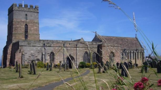 St. Aidan's Church, Bamburgh