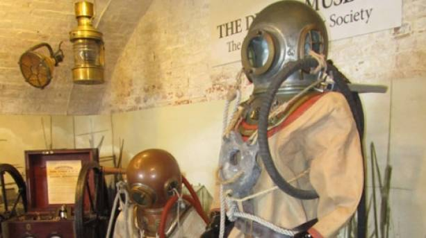 Diving Museum, Gosport