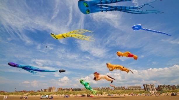 St Annes Kite Festival