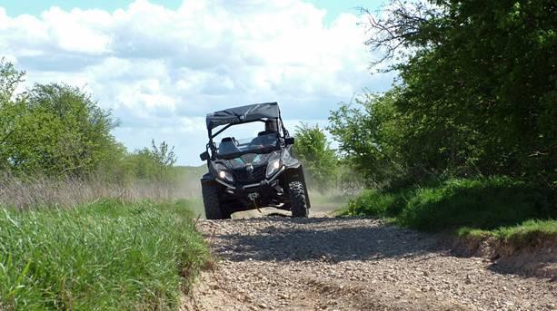 Activity holidays with Stonehenge ATV
