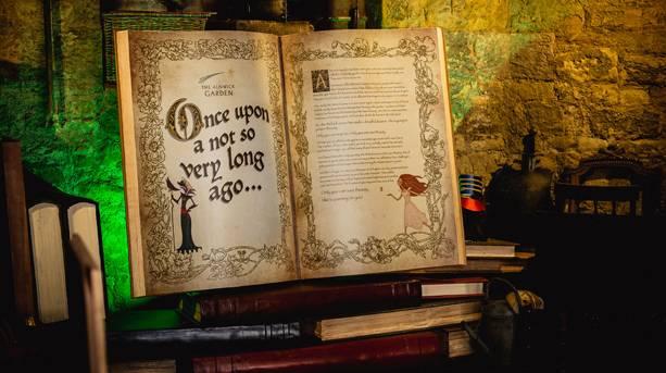 The Alnwick Garden story book
