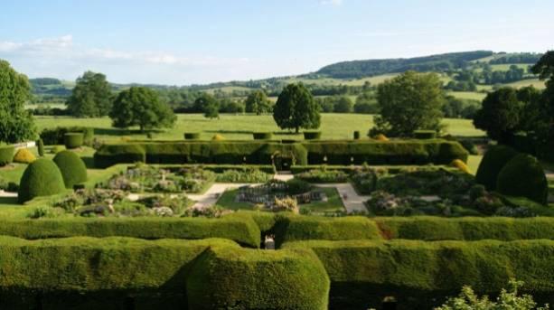 Gardens of Sudeley Castle