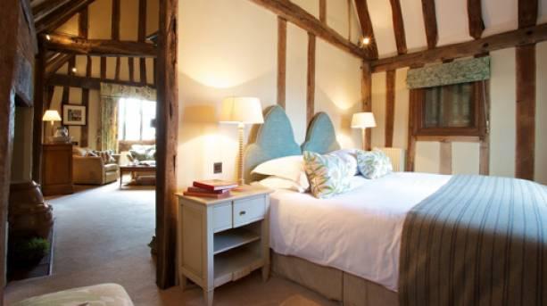 The Swan at Lavenham - Bedroom