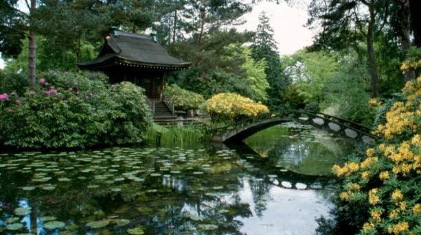 The Tatton Park Japanese Garden