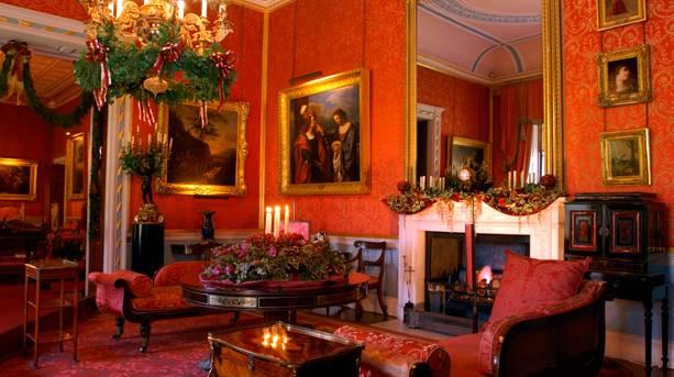The Tatton Park Mansion