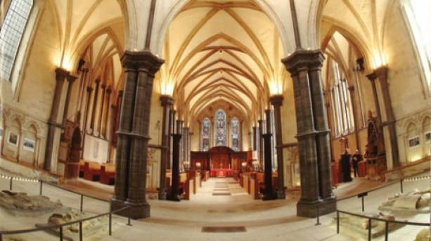 how to get to the temple church