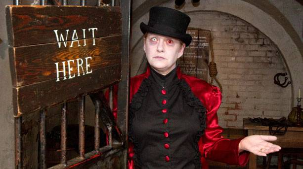 Ghost Tours at National Justice Museum