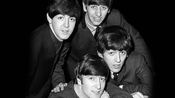 John, Paul, George and Ringo