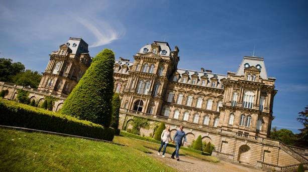 The Bowes Museum, Durham Dales