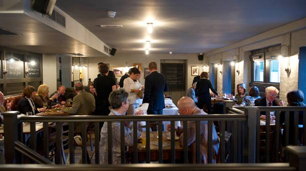 The Broad Chare, home to some of the region's finest local food and drink