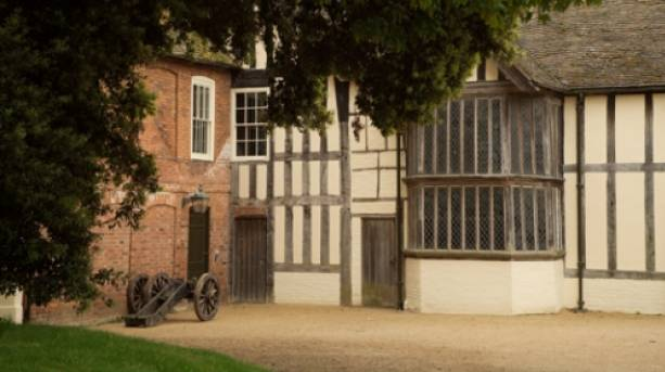 The Commandery - King Charles II Head Quarters in the Battle of Worcester