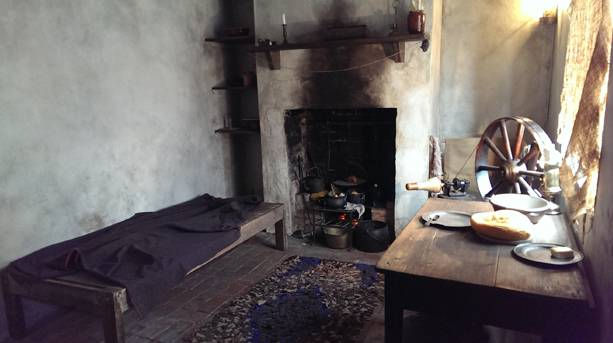 Framework Knitters living conditions