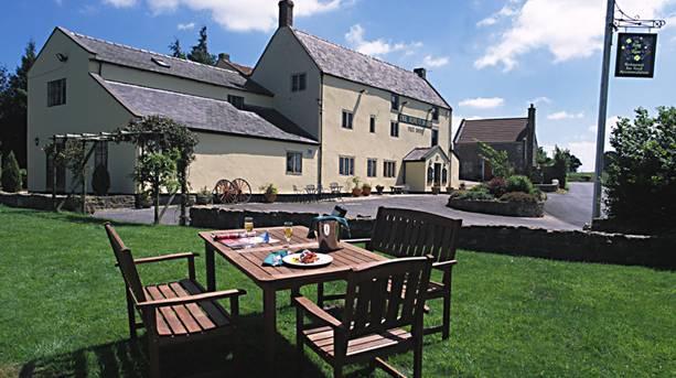 The Holcombe Inn in Bath