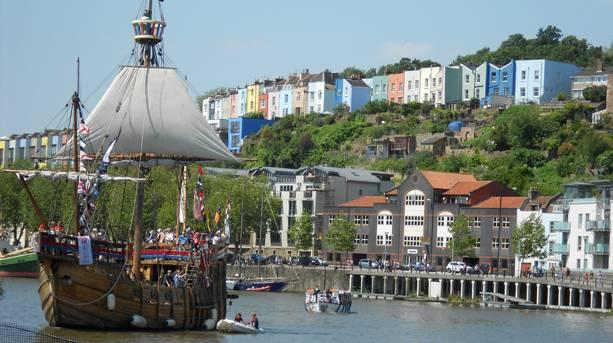The Matthew in Bristol