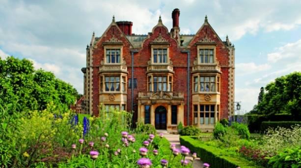 The North Garden at Sandringham House