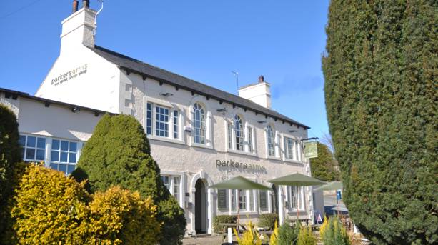 The Parkers Arms in Newton-by-Bowland, Lancashire