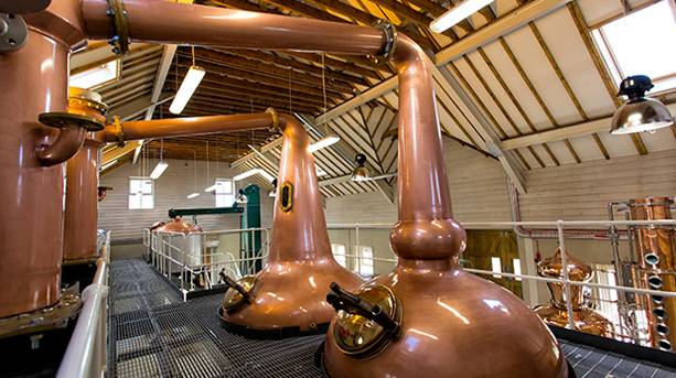 Inside The Cotswold Distilling Company