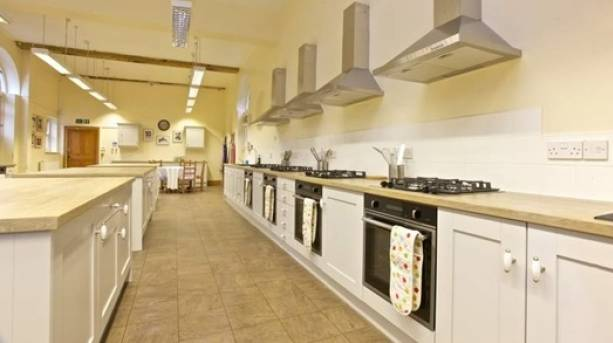 The National Forest & Beyond - Catton Hall Cookery School