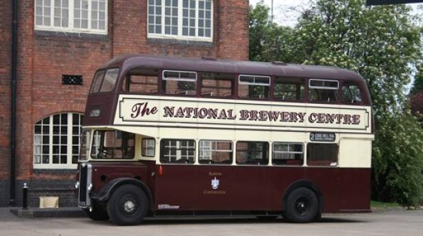 The National Forest & Beyond - National Brewery Centre Bus