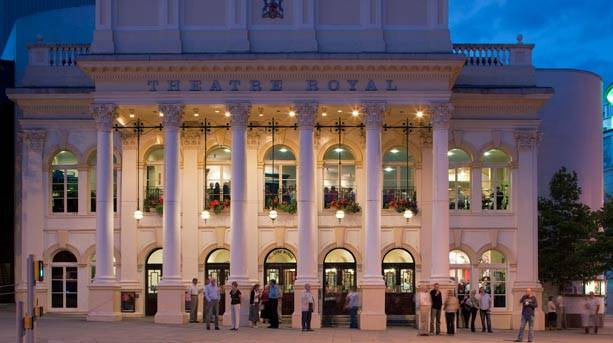 The Theatre Royal in Nottingham