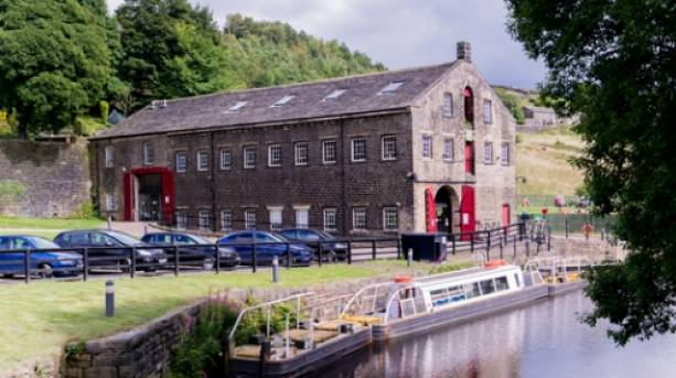 Visitor Centre at Standedge Tunnel, Peak District