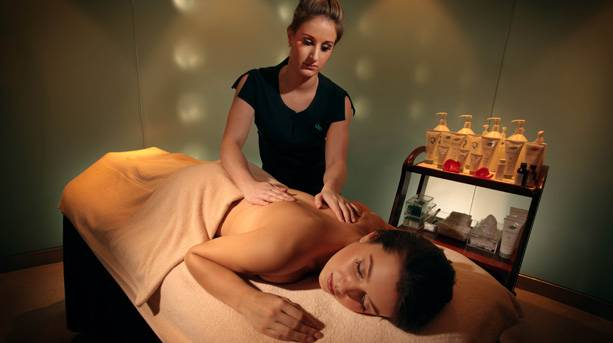 Massages at Thermae Bath Spa