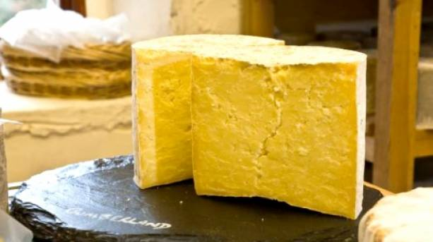 Thornby Moor cheese