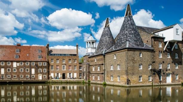 The House Mill in Lee Valley dates back to 1776
