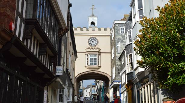 Totnes Clocktower