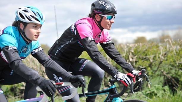 Dame Sarah Storey's route recce ahead of the Tour de Yorkshire