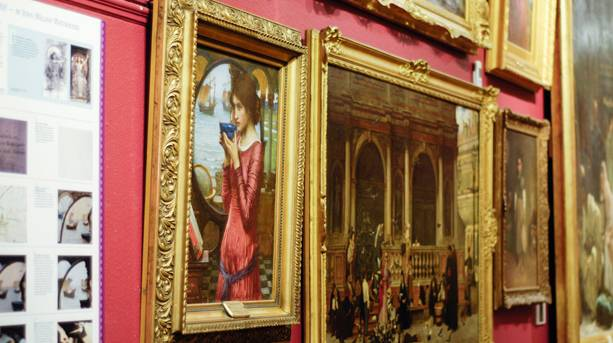Towneley Hall art collection